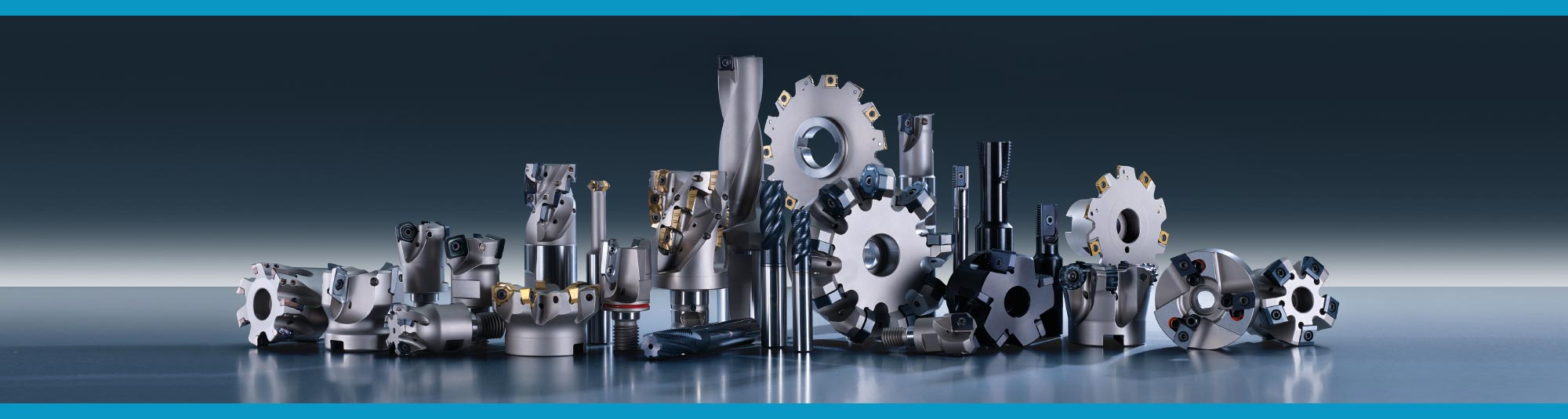 Innotool UK, Helical end mills, face mills, square shoulder cutters, face cutters, drills, thread milling